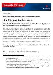 Presseeinladung [pdf-Datei, 83 KB] - ELSA Elbe