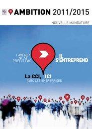 Ambition 2011/2015, nouvelle mandature - CCI Rennes