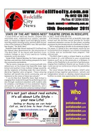 2011 12 13 Edition 331.pmd - Redcliffe City News
