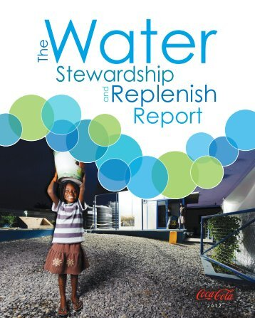 Water Stewardship and Replenish Report - Psddev.com