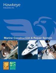 Marine Application Brochure - Hawkeye Industries