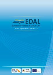 European Database of Asylum Law