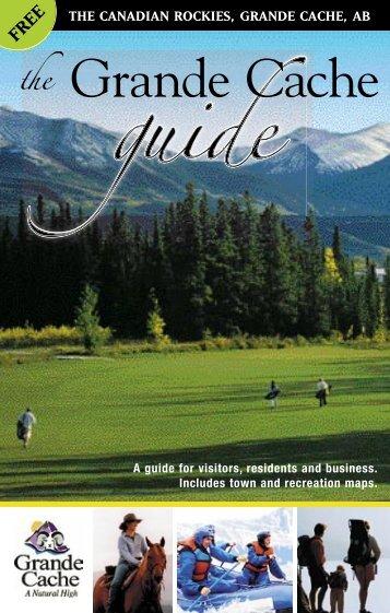 Grande Cache Guide