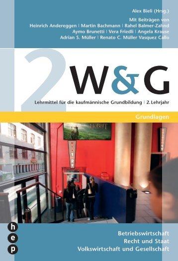 W & G 2 - h.e.p. verlag ag, Bern