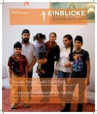 Sozialer Einsatz heißt DIAKONIE 7. Liesinger Sommerwoche in ...