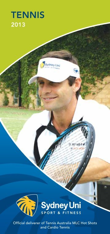 TENNIS - Sydney University Sport