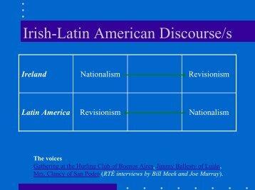 4 - Society for Irish Latin American Studies
