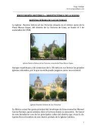 Reseña Historica y Arquitectonica de la Iglesia ... - jorge andujar