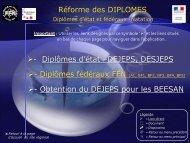 Plus d'infos - Comité Ile de France