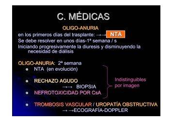Complicaciones Medicas