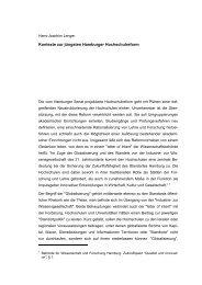 kontexte - Hans-Joachim Lenger