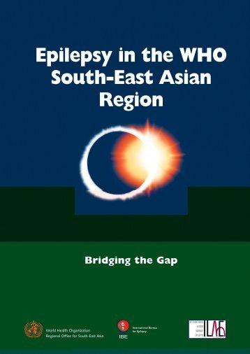 world health organization - Global Campaign Against Epilepsy