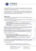 IFMSA Letterhead - Page 2