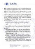 IFMSA Letterhead - Page 3