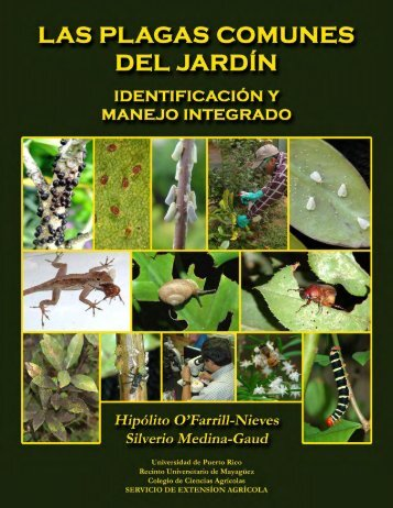 Las Plagas Comunes del Jardín - UPRM