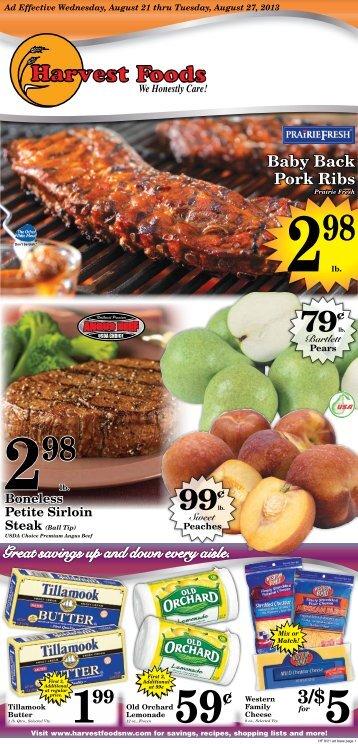 Harvest 2013-08-21 - URM Stores, Inc.