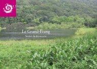 Grand-Étang - Parc national de la Guadeloupe