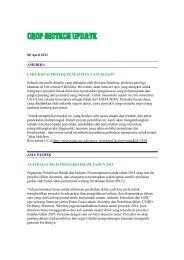 08 April 2011 AMERIKA USDA DANAI PROYEK ... - isaaa