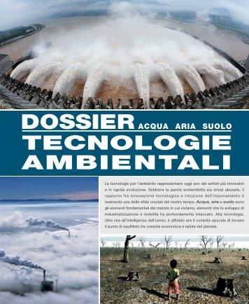 dossier tecnologie ambientali - Promedianet.it