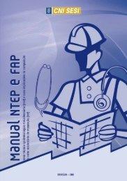 Manual NTEP e FAP 2011 (Confederação Nacional da Industria)