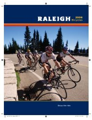 2006 Catalog - Raleigh