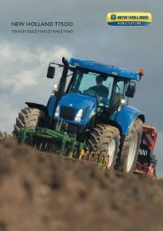 NEW HOLLAND T75OO