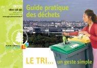Télécharger le guide du tri - Communauté d'Agglomération de la ...