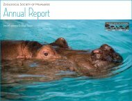 Annual Report 2008-09_created in 2010 - Zoological Society of ...