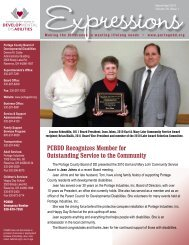 March 2011 Volume 18, Issue 1 - Portage County Board of ...