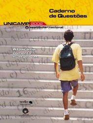 Matemática - Comvest - Unicamp