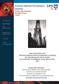 Download July 2012 Newsletter - London Petrophysical Society - Page 5