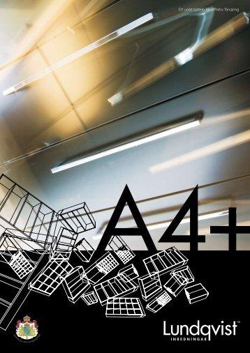 Lundqvist A4+ - Edsbyn Inredningar