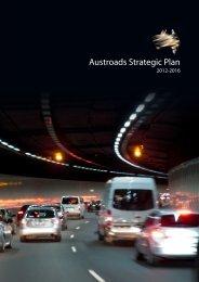 Strategic Plan 2012-2016 - Austroads
