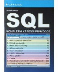 SQL - Kompletní kapesní průvodce
