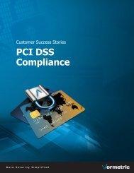 PCI DSS Compliance - Vormetric