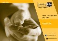 Credit Cards – Bankinginfo