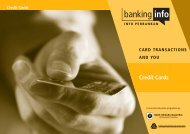 Credit Cards – Bankinginfo