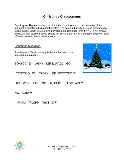Christmas Spelling Words.Christmas Cryptograms Spelling Words Well
