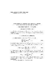 A complex seq u e n ce {λn} i s o f cl a ss '*, 0 < p, q < o, if B ... - EMIS