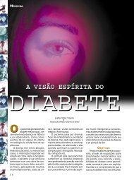 A visão espírita do diabete