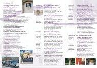 Friedhofs- und Bestattungskultur in Karlsruhe - Friedhöfe Karlsruhe