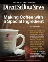 Think and Grow Rich - Organo Gold Coffee
