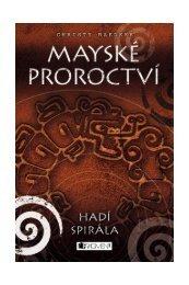 Mayské proroctví – Hadí spirála - eReading