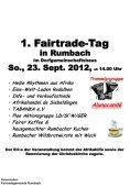 1. Fairtrade-Tag - Rumbach - Seite 2