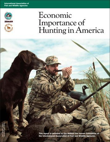 Hunting Economic Impact - Association of Fish and Wildlife Agencies