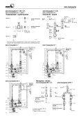 Затопляемые установки для подъема фекалий mini-Compacta - Page 6