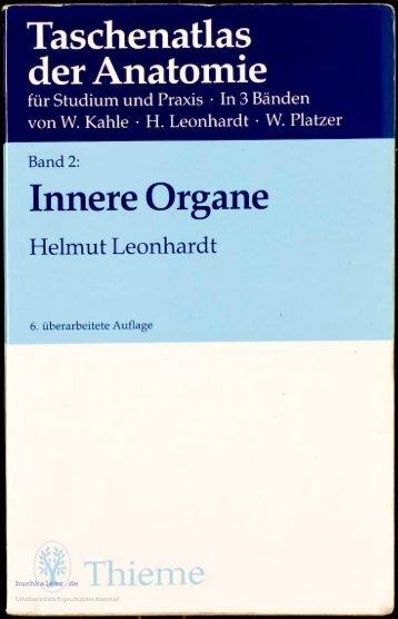 Innere Organe - buchkalmar.de