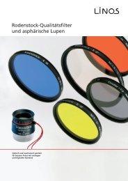 Rodenstock-Qualitätsfilter und asphärische Lupen - Fotohouse