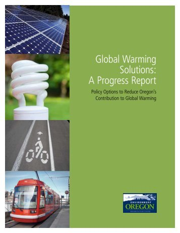 Download OR-Global-Warming-Solutions-text ... - Frontier Group