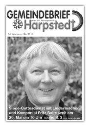 Mai 2012 - Evangelisch-lutherischer Kirchenkreis Syke-Hoya